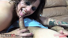 Nikki Sexx and Lylith Lavey are fond of getting involved in some really nasty action