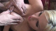 Provoking milf with big natural hooters Memphis Monroe is very horny