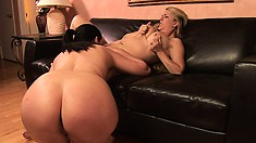 Horny Sheila Marie wants to get her pussy worked by a hot girl