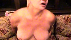 Granny With Big Boobs Get Fucked In A Hotel Room