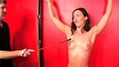 Seductive BDSM Teen Fetish Makeout
