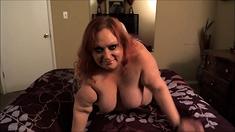 Big Fat Busty BBW Mom big