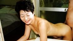 Japanese MILF Yukiko Fucks and Sucks